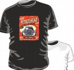 KOOLART PETROLHEAD SPEED SHOP LANCIA DELTA INTEGRALE mens or ladyfit t-shirt